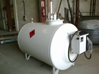 Deposito 2.000 litros doble pared aéreo