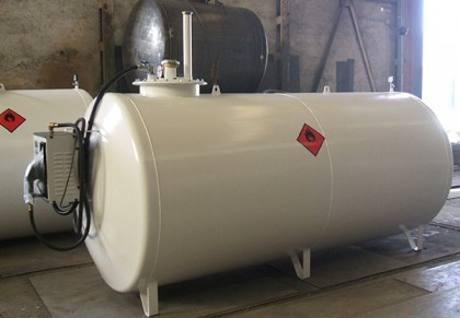 Depósito 5.000 litros gasoil BOX-50