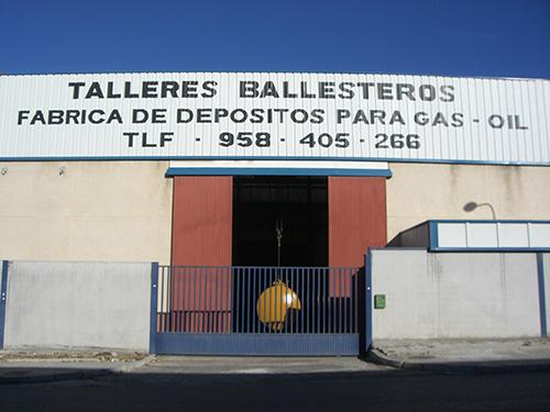 Talleres-Ballesteros