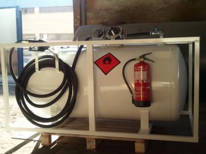 GRG-900 LTS. GASOIL COMPLETO.