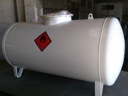 Depósito de gasoil 1.000-l. aéreo