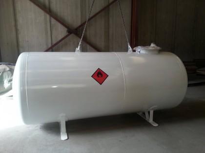 Depósito de gasoil 3.800-l. aéreo