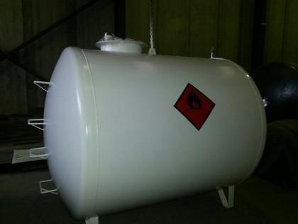 Depósito gasoil aéreo