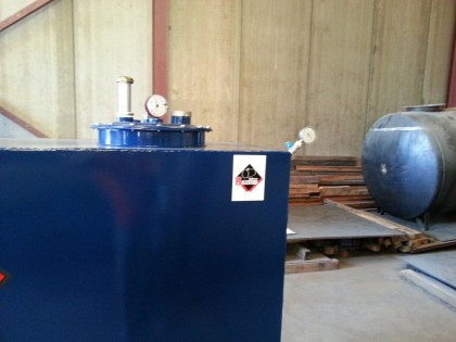 Depósitos gasoil