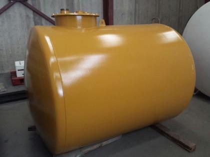 Depósito de gasoil 2.000 l. (enterrar)